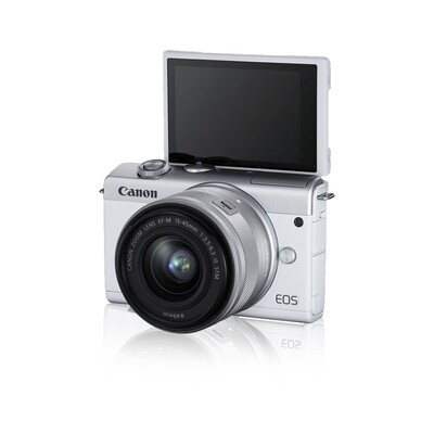 Canon EOS M200 Kit 15-45 IS STM