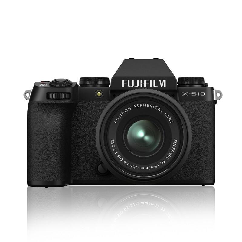 FUJIFILM X-S10 Kit 15-45 OIS PZ