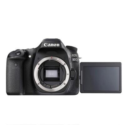 Canon Camera EOS 80D Body - รับประกันร้าน Digilife Thailand 1ปี