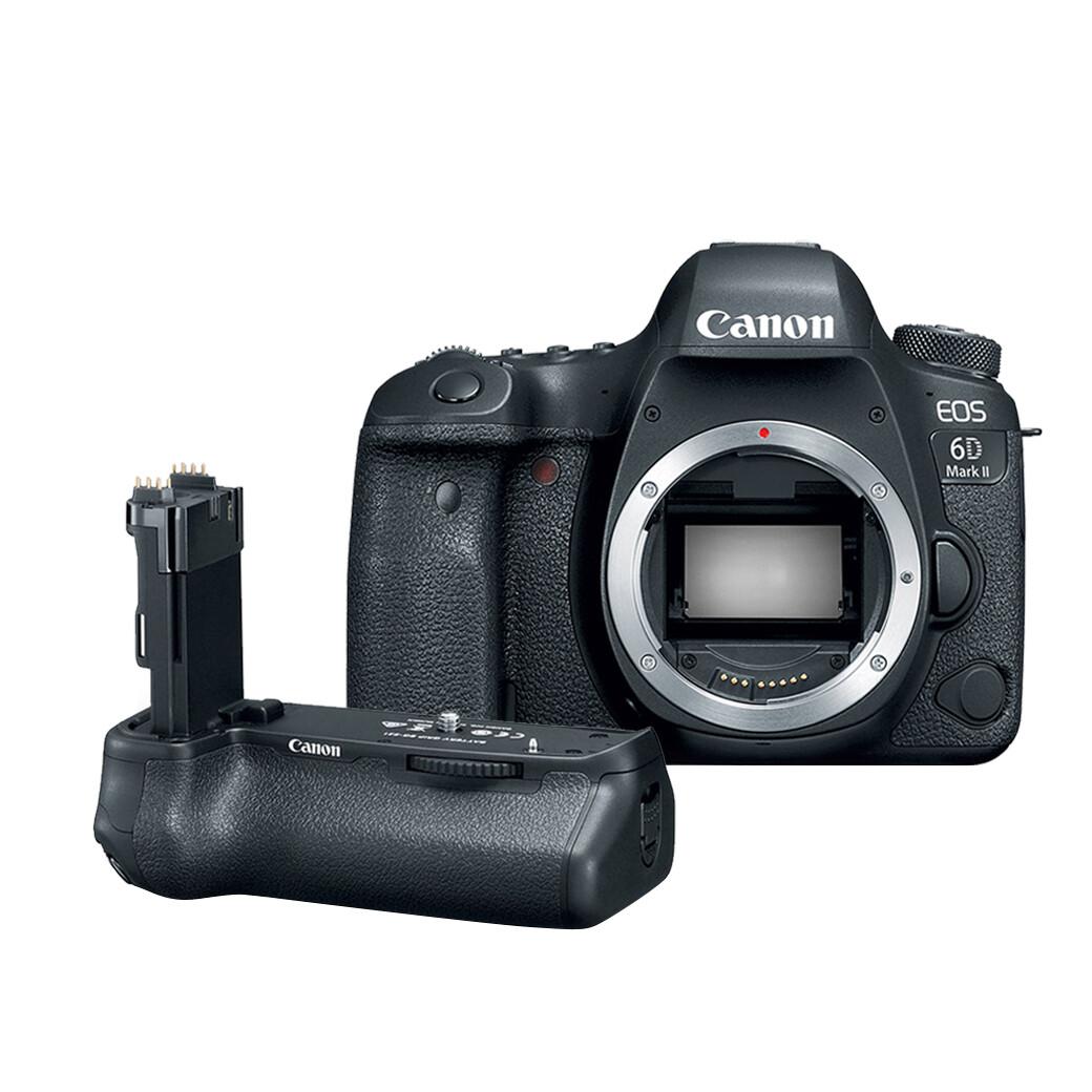Canon Camera EOS 6D Mark2 [Body]  พร้อม Canon Grip ฺBG-E21- รับประกันร้าน Digilife Thailand 1ปี