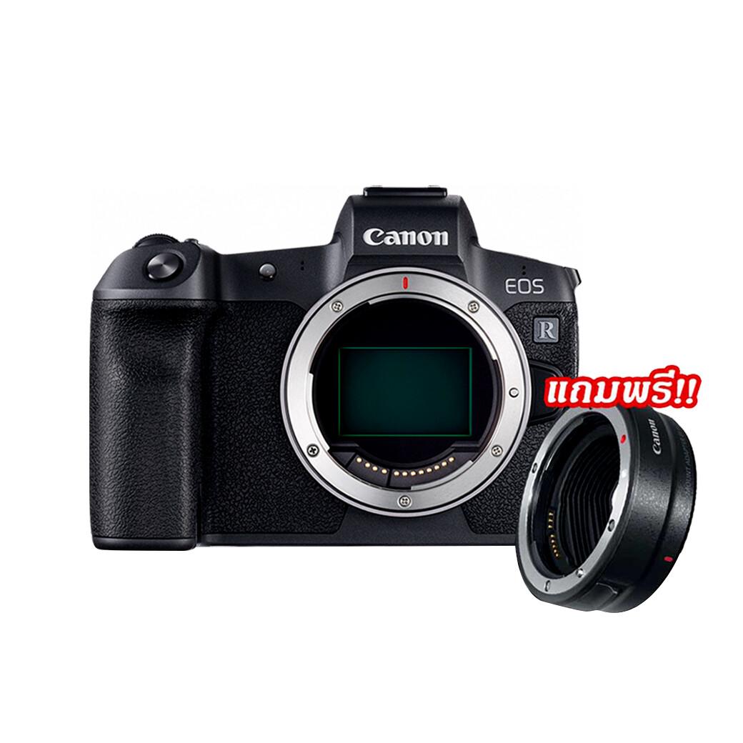 Canon Camera EOS R Body With Adapter EF-EOS R - รับประกันร้าน Digilife Thailand 1ปี