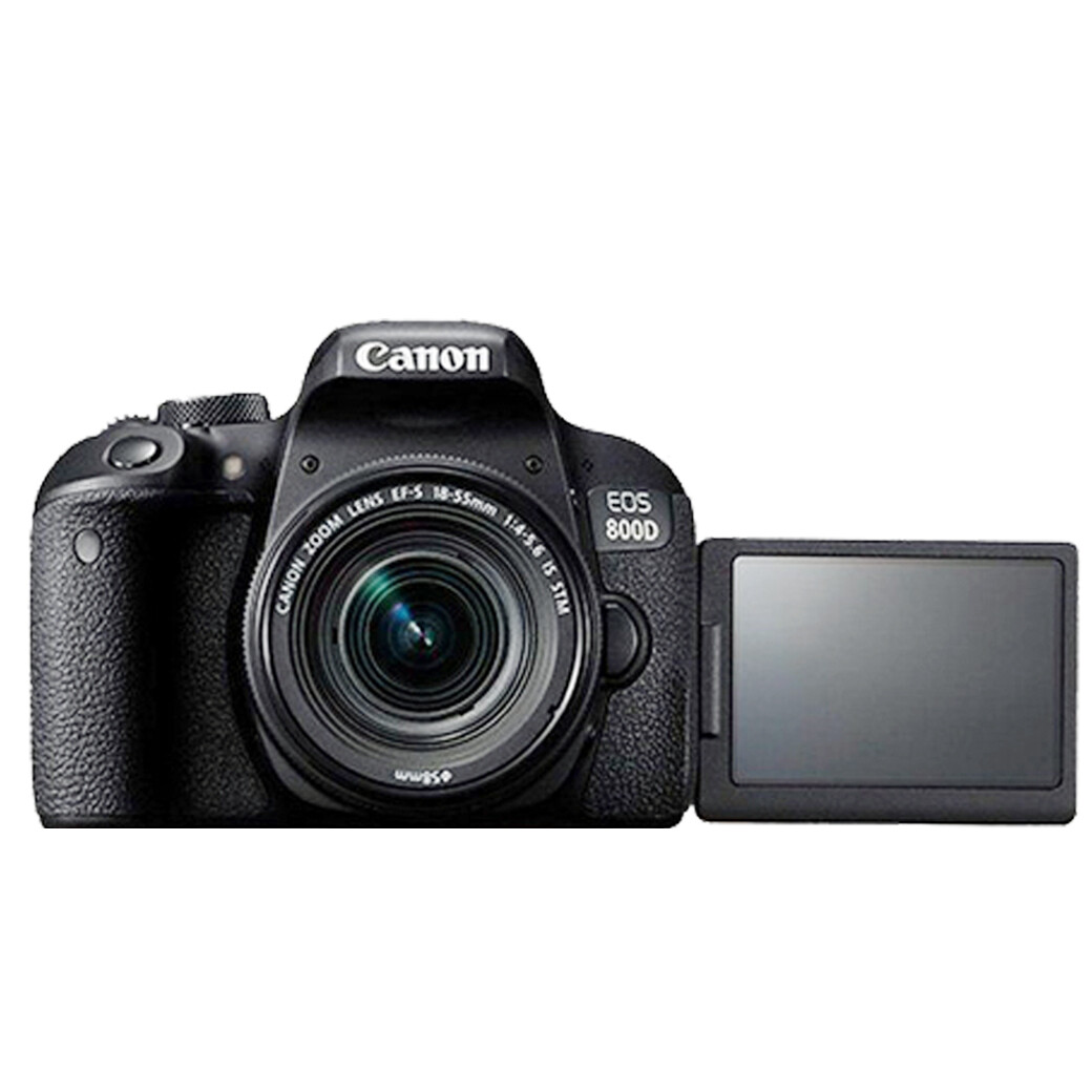 Canon Camera EOS 800D Kit 18-55 mm.IS STM - รับประกันร้าน Digilife Thailand 1ปี