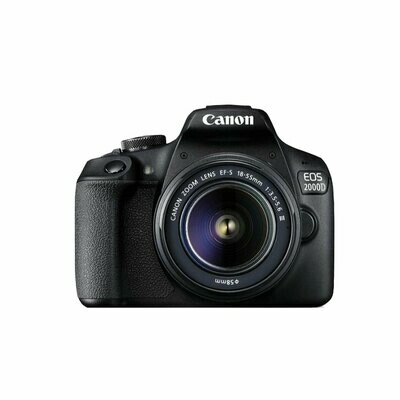 Canon Camera EOS 2000D Kit 18-55 mm. III - รับประกันร้าน Digilife Thailand 1ปี