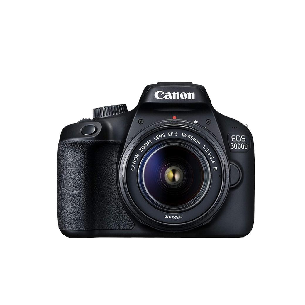 Canon Camera EOS 3000D Kit 18-55 mm. III - รับประกันร้าน Digilife Thailand 1ปี