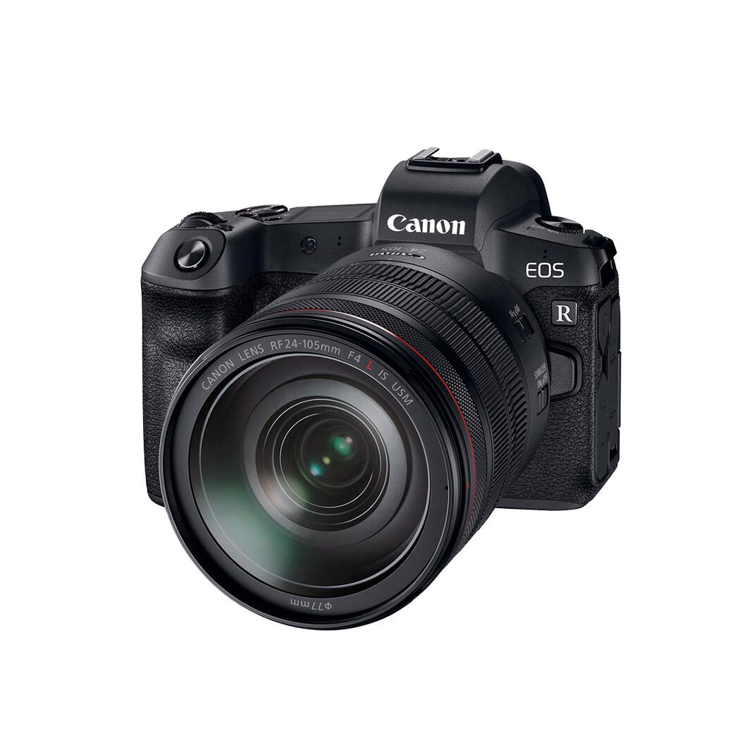 Canon Camera EOS R  Kit RF 24-105 mm. F4L IS USM - รับประกันร้าน Digilife Thailand 1ปี