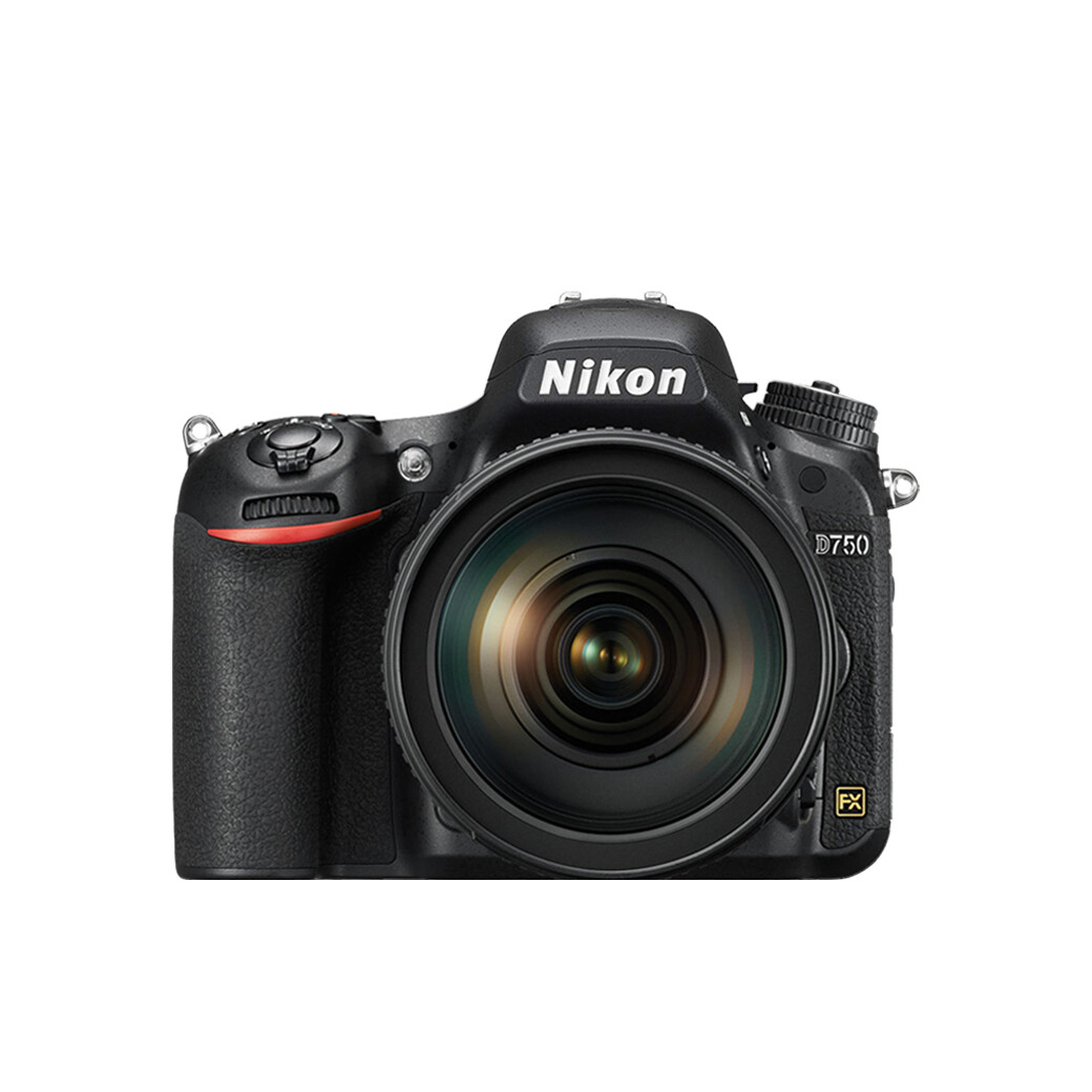 Nikon Camera D750 Kit 24-120 mm. F4G ED VR NANO - รับประกันร้าน Digilife Thailand 1ปี