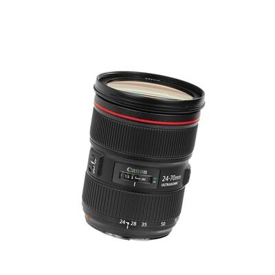 Canon Lens EF 24-70 mm. F2.8L II USM รับประกันร้าน Digilife Thailand 1ปี