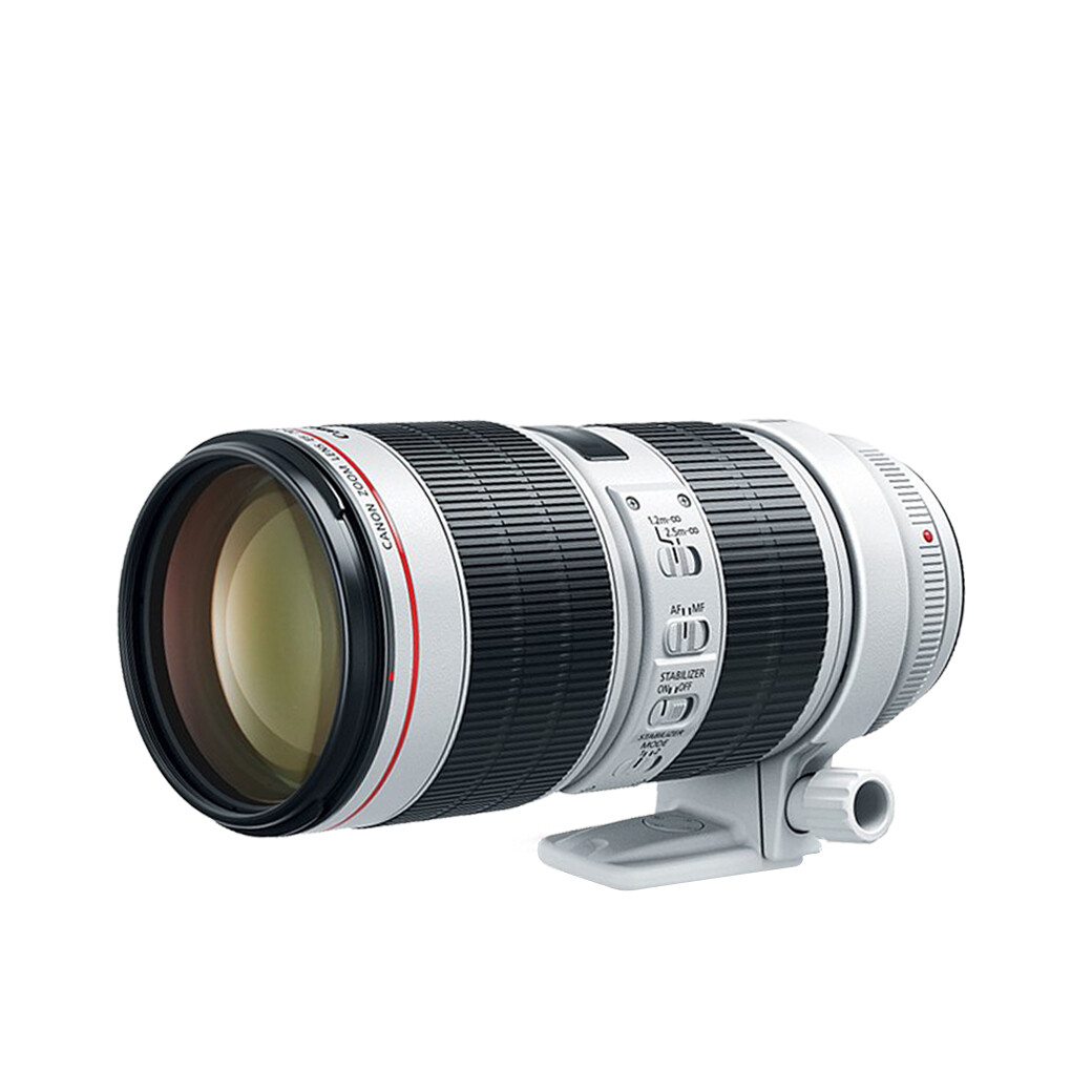 Canon Lens EF 70-200 mm. F2.8L IS III USM รับประกันร้าน Digilife Thailand 1ปี
