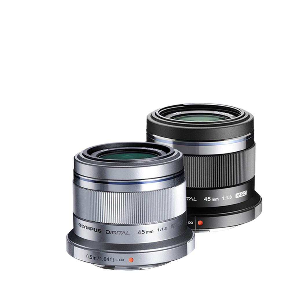 Olympus Lens M.Zuiko 45 mm. F1.8 - รับประกันร้าน Digilife Thailand 1ปี