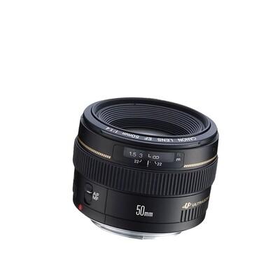 Canon Lens EF 50 mm. F1.4 USM รับประกันร้าน Digilife Thailand 1ปี