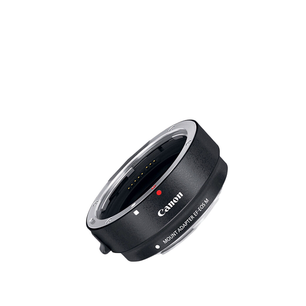 Canon Adapter EF- EOS M [ Mount Lens Adapter ] รับประกันร้าน Digilife Thailand 1ปี