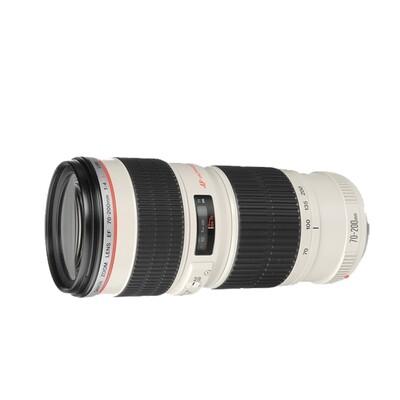 Canon Lens EF 70-200 mm. F4L USM รับประกันร้าน Digilife Thailand 1ปี