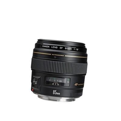 Canon Lens EF 85 mm. F1.8 USM รับประกันร้าน Digilife Thailand 1ปี
