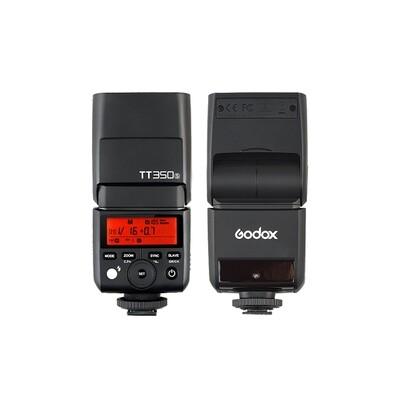Godox Flash TT350 TTL HSS  - สินค้ารับประกันศูนย์ GodoxThailand 2ปี