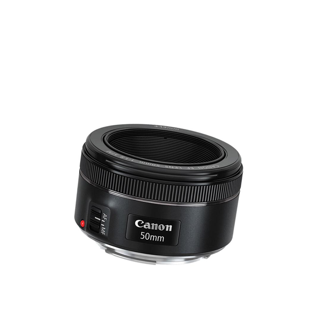Canon Lens EF 50 mm. F1.8 STM หน้าชัดหลังเบลอ รับประกันร้าน Digilife Thailand 1ปี