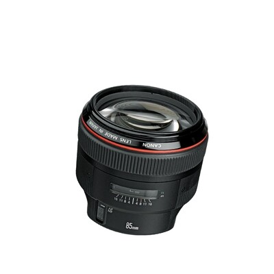 Canon Lens EF 85 mm. F1.2L II USM รับประกันร้าน Digilife Thailand 1ปี