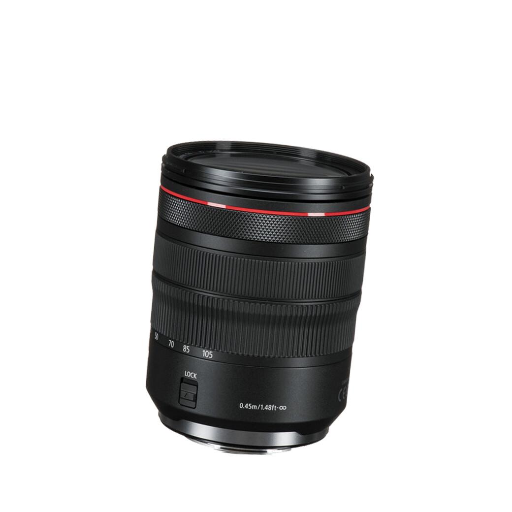 Canon Lens RF 24-105 mm. F4L IS USM [ For EOS R, RP ] รับประกันร้าน Digilife Thailand 1ปี