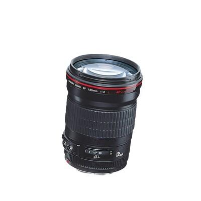 Canon Lens EF 135 mm. F2L USM รับประกันร้าน Digilife Thailand 1ปี