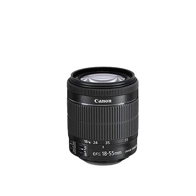 Canon Lens EF-S 18-55 mm. IS STM * Black รับประกันร้าน Digilife Thailand 1ปี