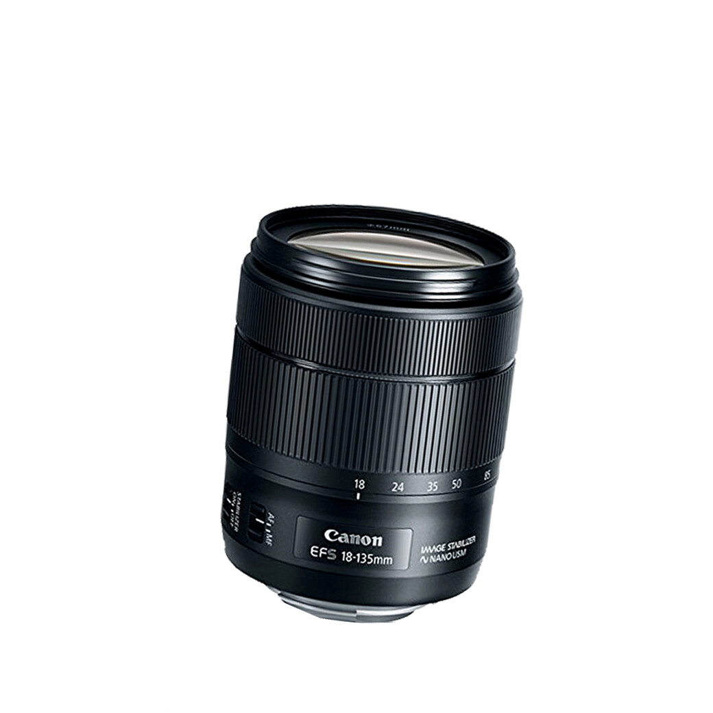 Canon Lens EF-S 18-135 mm. IS USM NANO รับประกันร้าน Digilife Thailand 1ปี