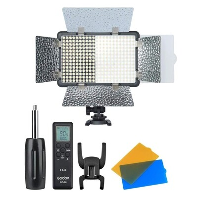 Godox LED LF308D 5600K - ไฟต่อเนื่องและแฟลช LF308  - สินค้ารับประกันศูนย์ GodoxThailand 2ปี