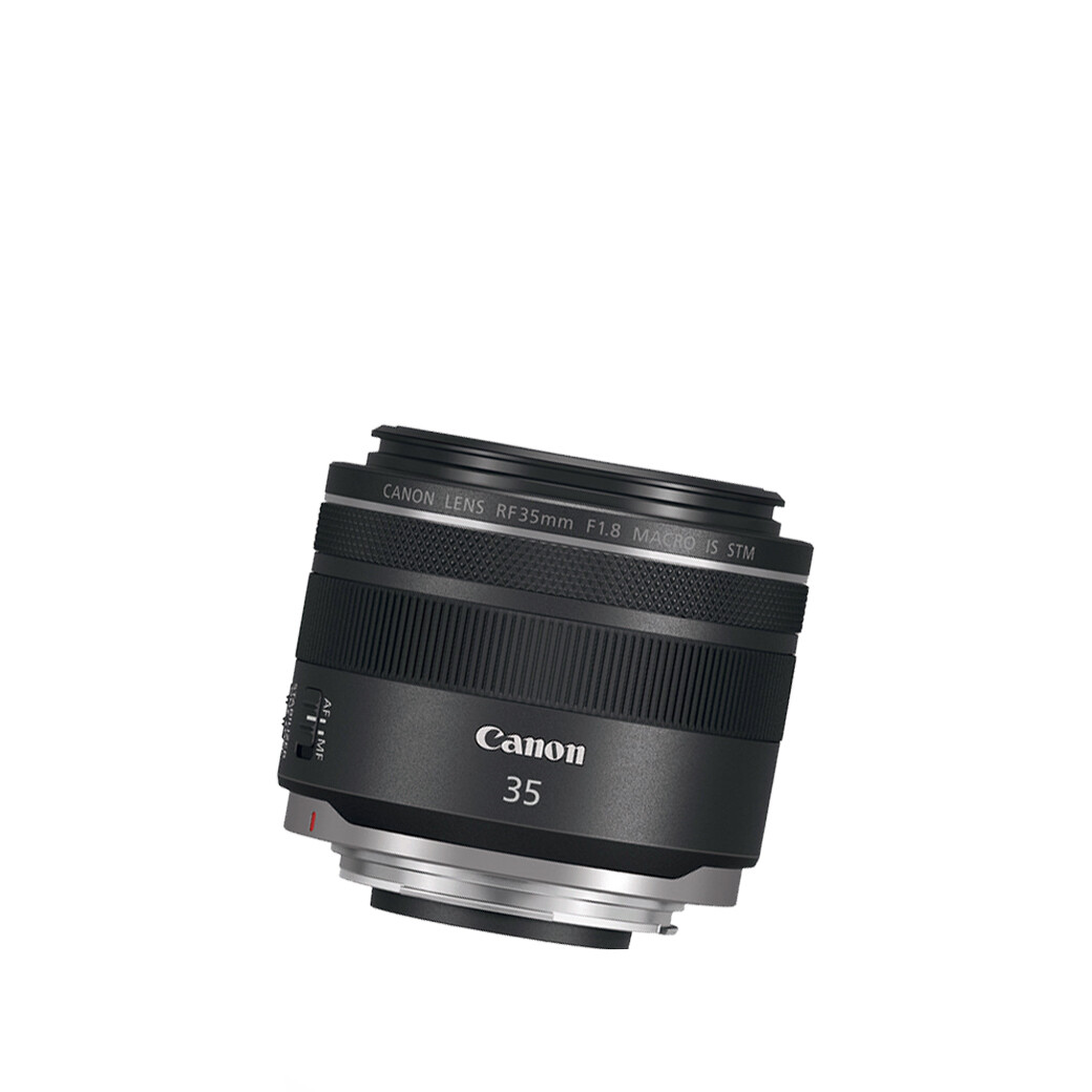 Canon Lens RF 35 mm. F1.8 Macro +หน้าชัดหลังเบลอ IS STM รับประกันร้าน Digilife Thailand 1ปี