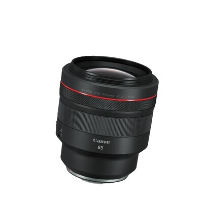 Canon Lens RF 85 mm. F1.2L USM [ For EOS R, RP ] รับประกันร้าน Digilife Thailand 1ปี