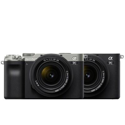 Sony Camera A7C Kit FE 28-60 mm. F4-5.6 - รับประกันร้าน Digilife thailand 1ปี