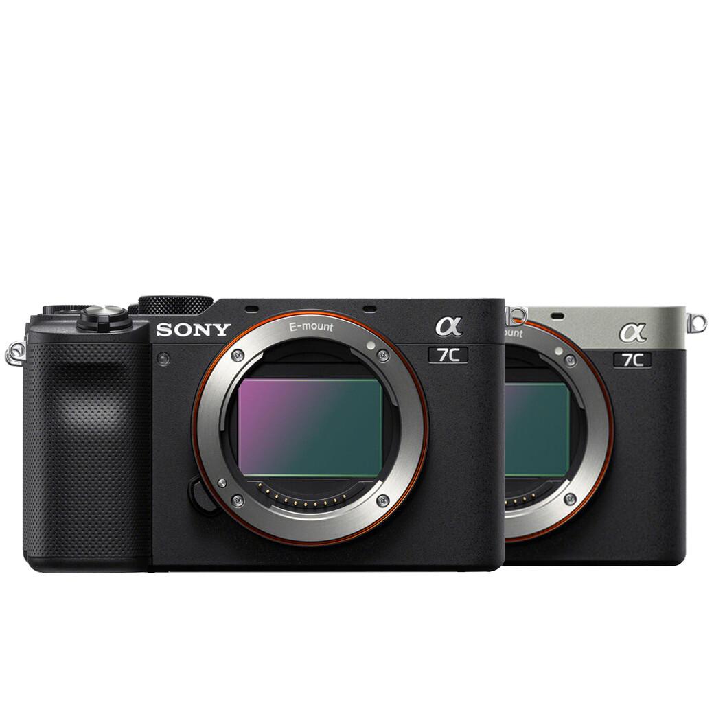 Sony Camera A7C Body - รับประกันร้าน Digilife Thailand 1ปี