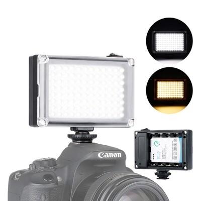 Ulanzi 112 LED - Video Lighting * รับประกันร้าน Digilife Thailand 3 เดือน