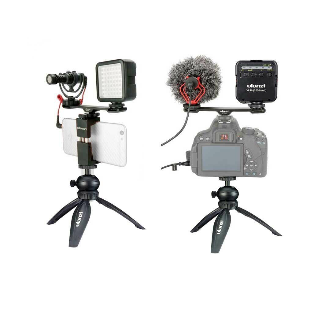 Ulanzi Video Kit ( 5 in 1 ) For Smartphone & Camera * รับประกันร้าน 3 เดือน