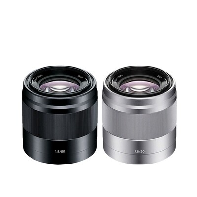 Sony Lens E 50 mm. F1.8 OSS รับประกันร้าน Digilife Thailand 1ปี