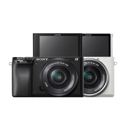 Sony Camera A6100 Kit 16-50 mm. OSS - รับประกันร้าน Digilife Thailand 1ปี