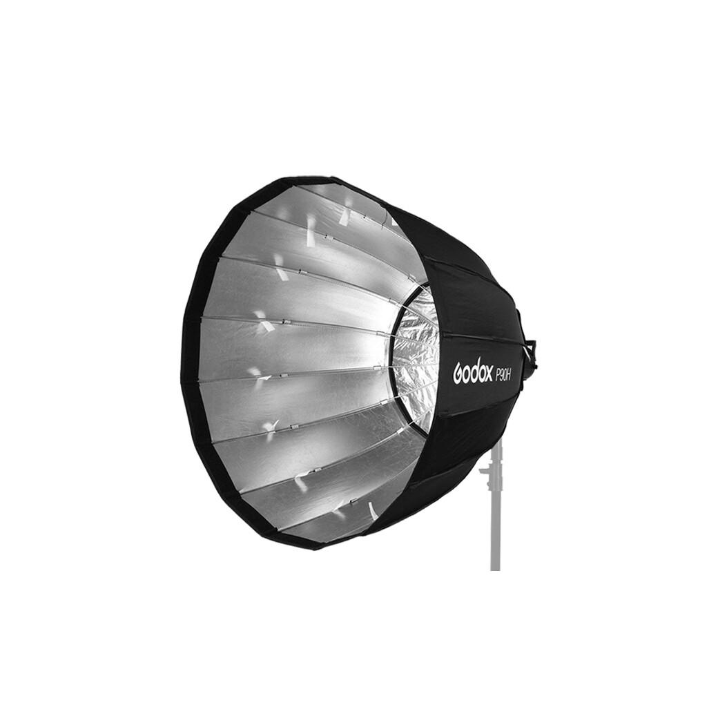 Godox Softbox P90H - Parabolic Softbox 90 cm. - Bowen Mount