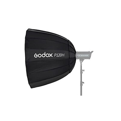 Godox Softbox P120H - Parabolic Softbox 120 cm. - Bowen Mount