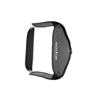 Godox Softbox 60*60 cm. ใช้งานร่วมกับ S-Type , S2