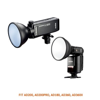Godox Softbox AD-S2 Standard Reflector Softbox  For AD200, AD200Pro, AD180, AD360, AD360II
