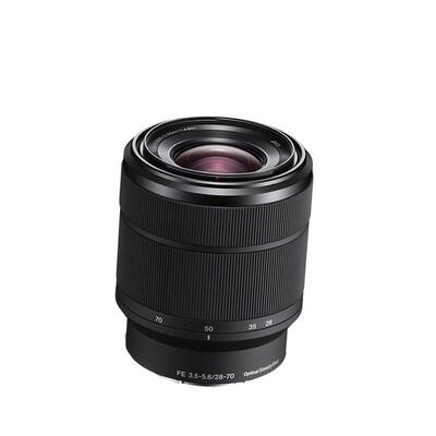 Sony Lens FE 28-70 mm. F3.5-5.6 OSS