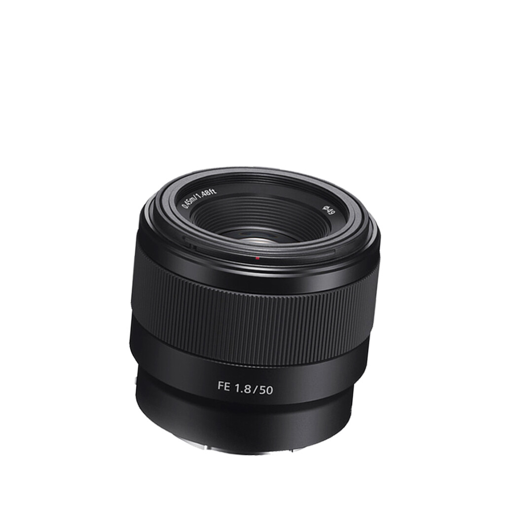 Sony Lens FE 50 mm. F1.8 - รับประกันร้าน Digilife Thailand 1ปี