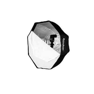 Godox SB-UBW 80 cm. - Umbrella Softbox Octa 80 cm. ร่มซ๊อฟบ๊อก