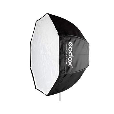Godox SB-UBW 120 cm. - Umbrella Softbox Octa 120 cm. ร่มซ๊อฟบ๊อก