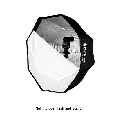 Godox SB-UBW 95 cm. - Umbrella Softbox Octa 95 cm. ร่มซ๊อฟบ๊อก