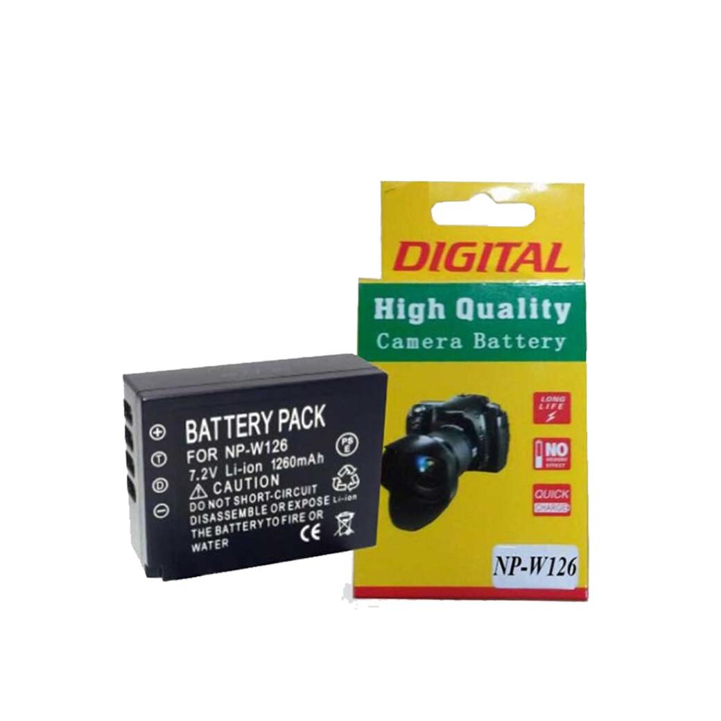 OEM Battery NP-W126 ( For Fuji  Fujifilm ) - รับประกันร้าน Digilife Thailand 3 เดือน