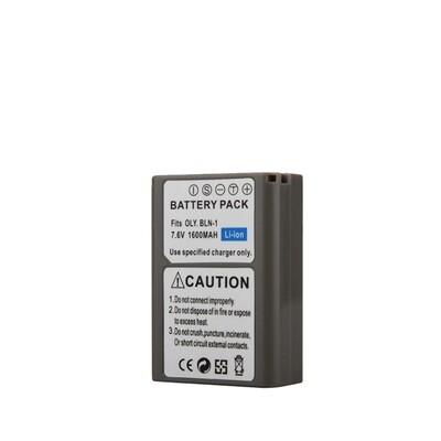 OEM Battery BLN-1 For Olympus E-M1  E-M5 / E-M5 II PEN E-P5  PEN-F- รับประกันร้าน Digilife Thailand 3 เดือน