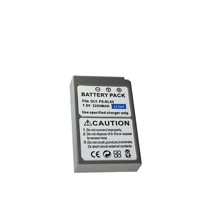 OEM Battery BLS-50 For Olympus E-M10, EM-10 II EM-10 III  E-M5 III E-PL6  E-PL7  E-PL8  E-PL9 - รับประกันร้าน Digilife Thailand 3 เดือน