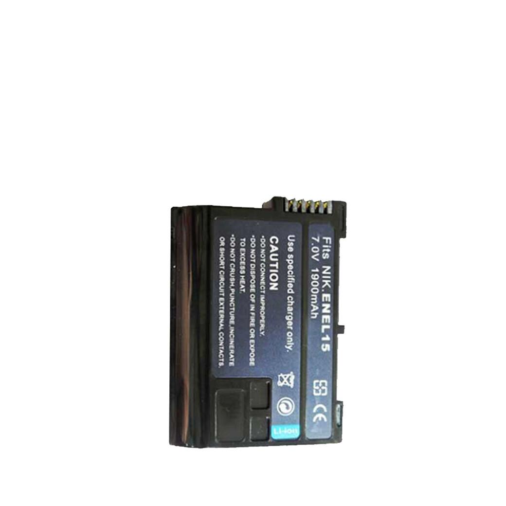 OEM Battery EN-EL15 For Nikon Camera- รับประกันร้าน Digilife Thailand 3 เดือน