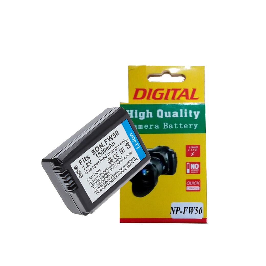 OEM Battery NP-FW50 ( For Sony Camera ) - รับประกันร้าน Digilife Thailand 3 เดือน