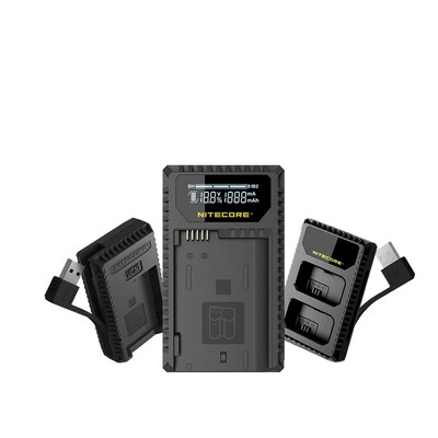 Nitecore USB Dual Charger