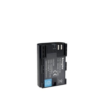 Kingma Battery LP-E6 / For Canon 5D  6D  7D  80D  90D - รับประกันร้าน Digilife Thailand 3 เดือน