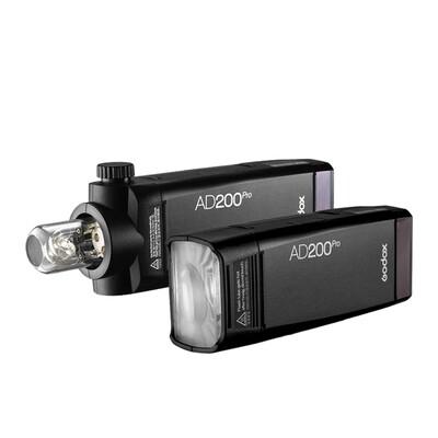 Godox Flash AD200PRO ( AD200 PRO - TTL )  - สินค้ารับประกันศูนย์ GodoxThailand 2ปี